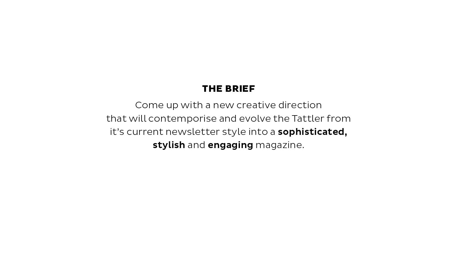 Tattler brief