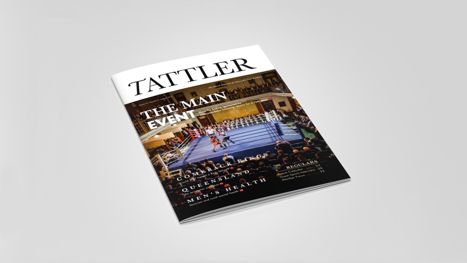 Tattler new cover