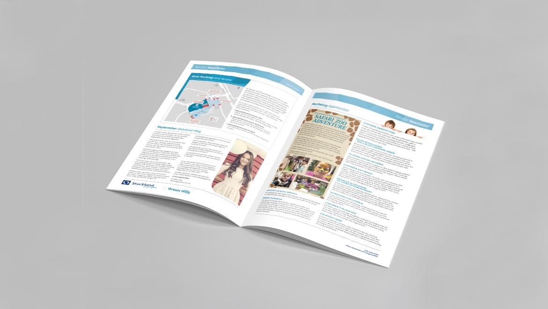 Stockland newsletter