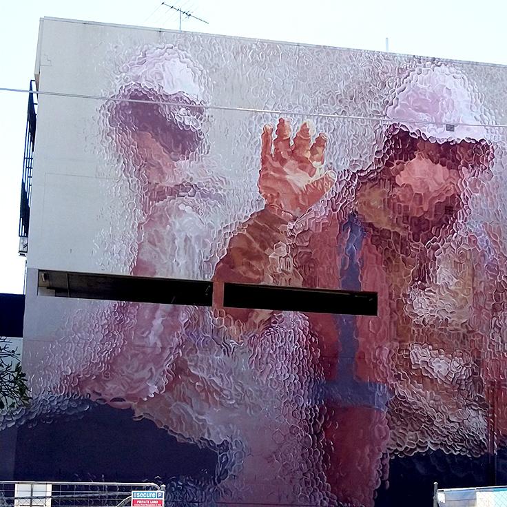 Ipswich street art by Fintan Magee